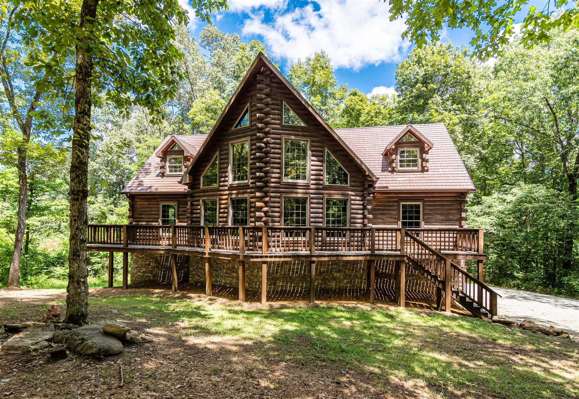 Property Image Of 1118 Carrollville Landing Rd In Clifton, Tn