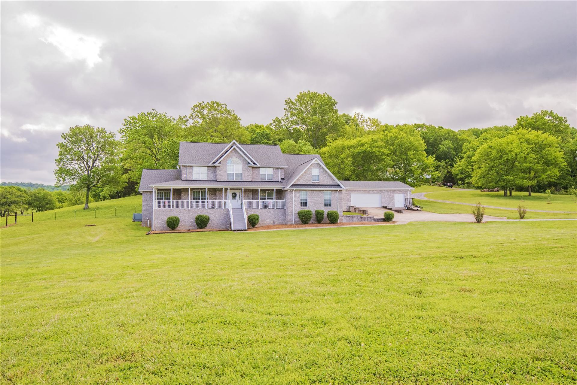 Property Image Of 75 Choctaw Dr In Bradyville, Tn