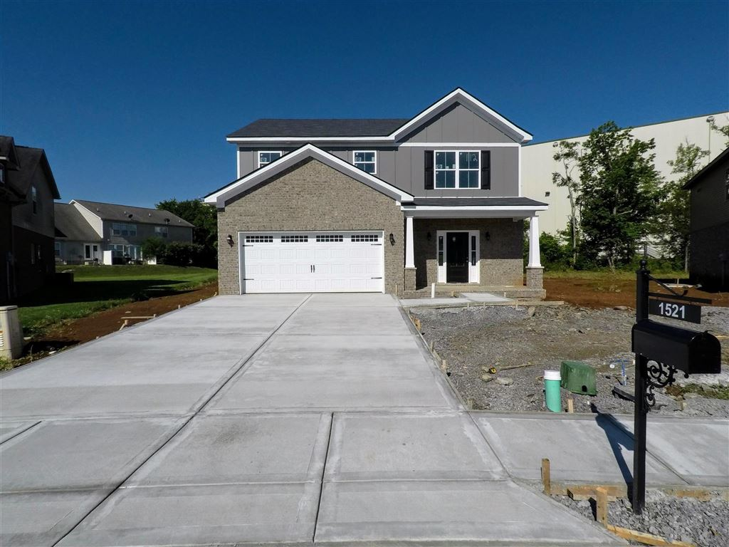 Property Image Of 1521 Sunray Dr - Lot 112 In Murfreesboro, Tn