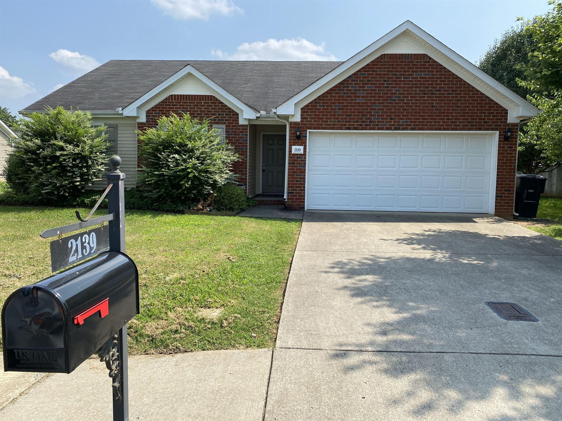 Murfreesboro                                                                      , TN - $1,895