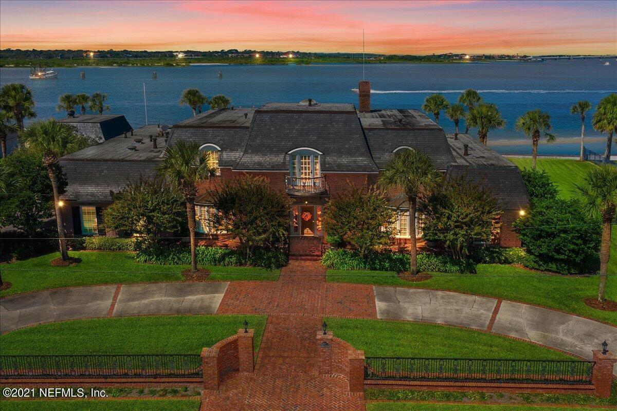 207 INLET DR                                                                               Saint Augustine                                                                      , FL - $3,600,000