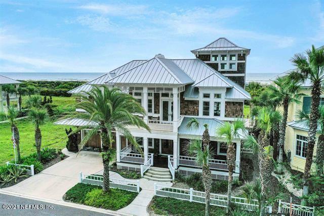 656 OCEAN PALM WAY                                                                               Saint Augustine                                                                      , FL - $2,850,000