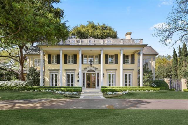 Highland Park                                                                      , TX - $10,995,000