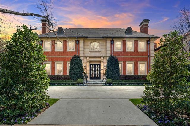 Highland Park                                                                      , TX - $5,750,000