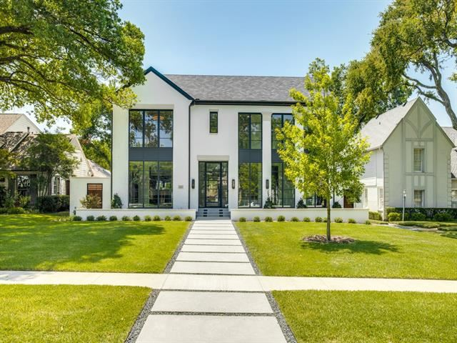 Property Image Of 3121 Greenbrier Drive In University Park, Tx