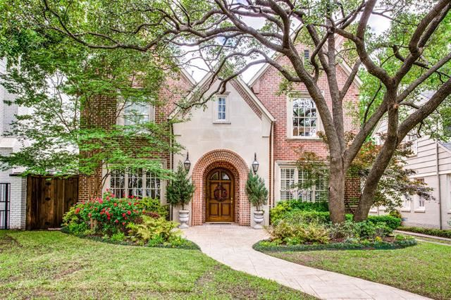 Property Image Of 3909 Bryn Mawr Drive In University Park, Tx