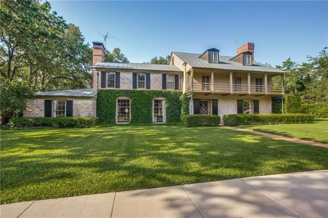 University Park                                                                      , TX - $13,500,000
