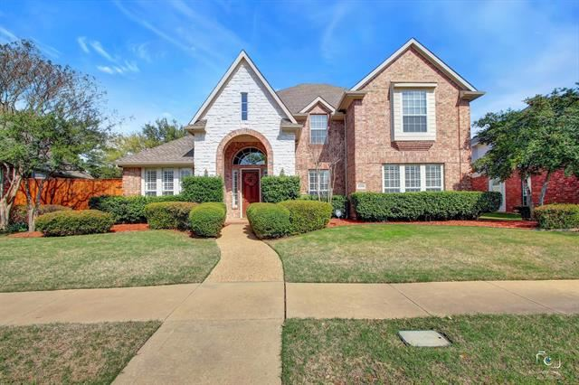 Property Image Of 8708 Winter Wood Court In Plano, Tx