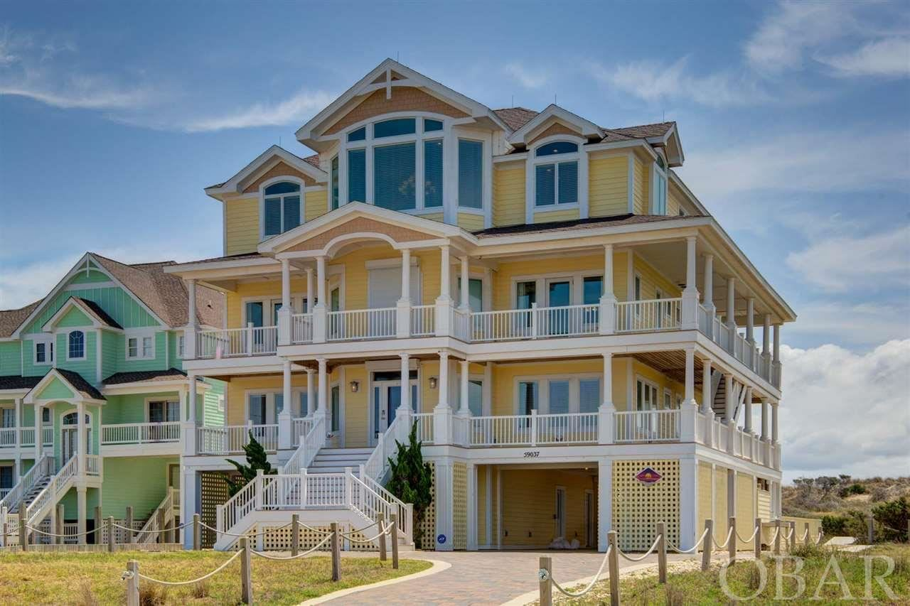 Property Image Of 59037 Coast Guard Road In Hatteras, Nc