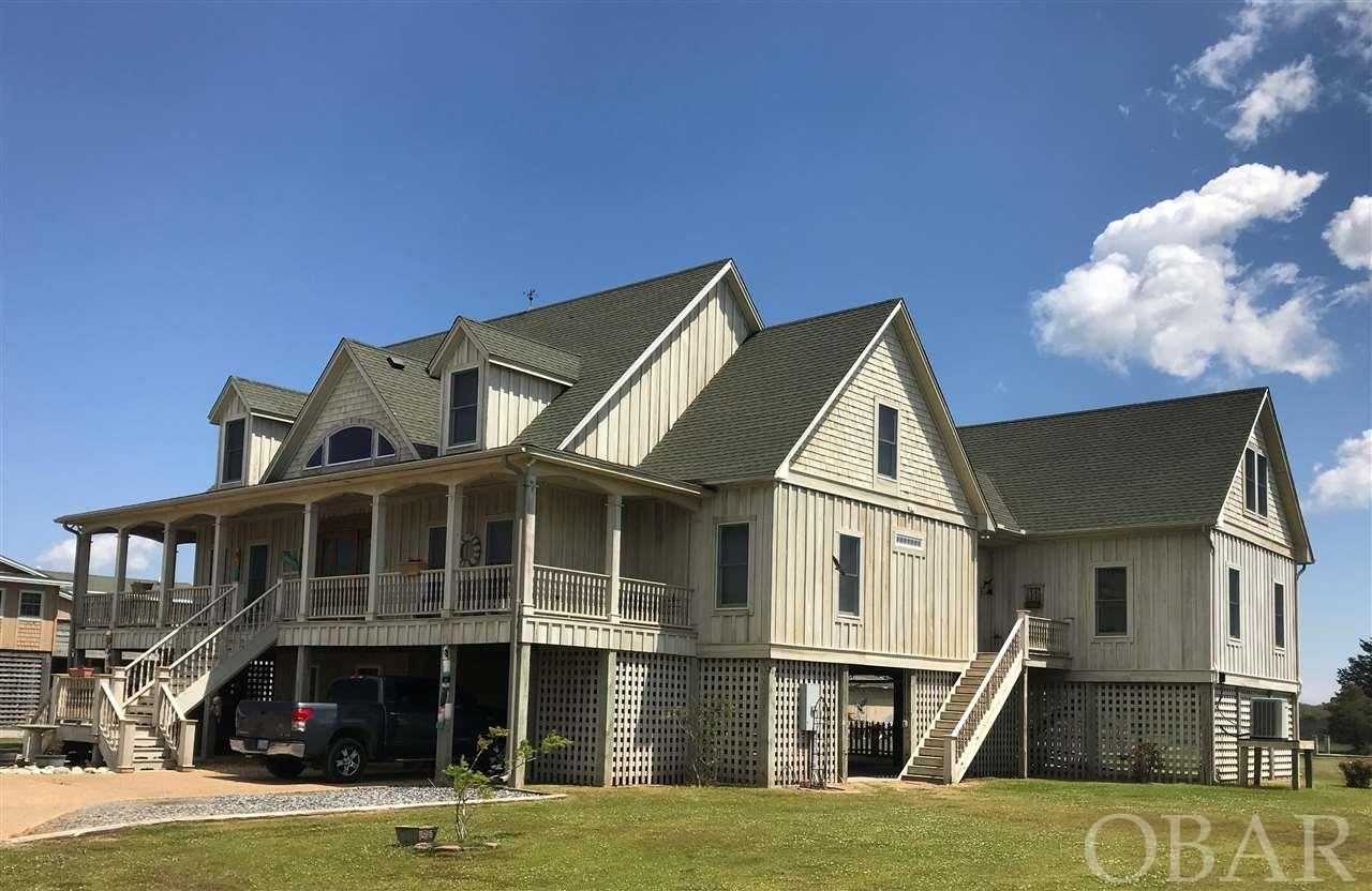 Property Image Of 288 Bayview Drive In Stumpy Point, Nc