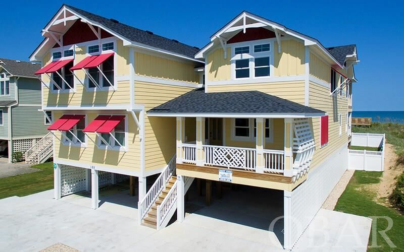 Property Image Of 188 Ocean Boulevard In Southern Shores, Nc