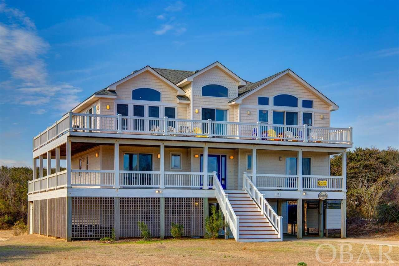Property Image Of 17 Ocean Boulevard In Southern Shores, Nc