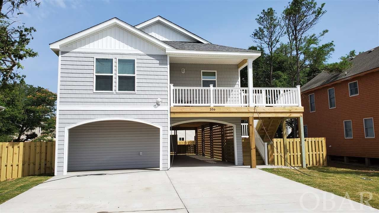 Property Image Of 206 W Ocean Acres Drive In Kill Devil Hills, Nc