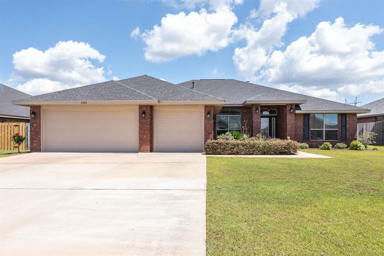 Property Image Of 4800 Legacy St In Milton, Fl