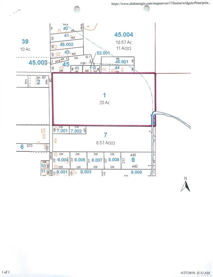 Property Image Of 1400 Blk Sunset Dr E In Atmore, Al