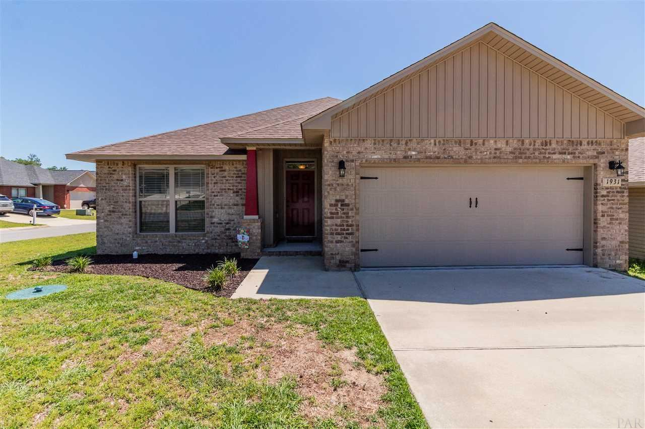 Property Image Of 1931 Heaton Rd In Cantonment, Fl
