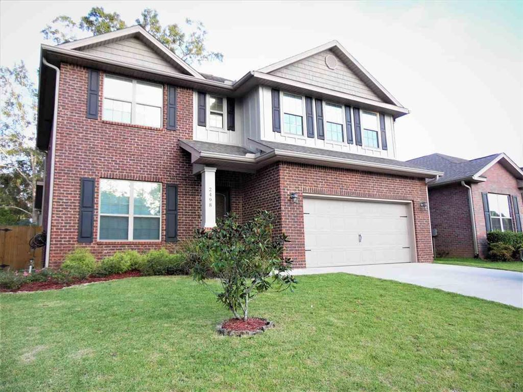 Property Image Of 2498 Redford Dr W In Cantonment, Fl
