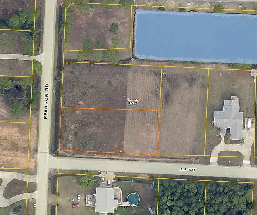 Property Image Of .488 Acres Pearson Rd In Milton, Fl