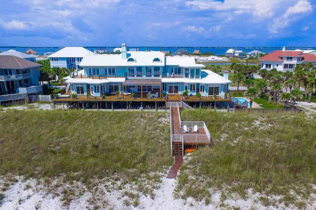 Property Image Of 28 Calle Hermosa In Pensacola Beach, Fl