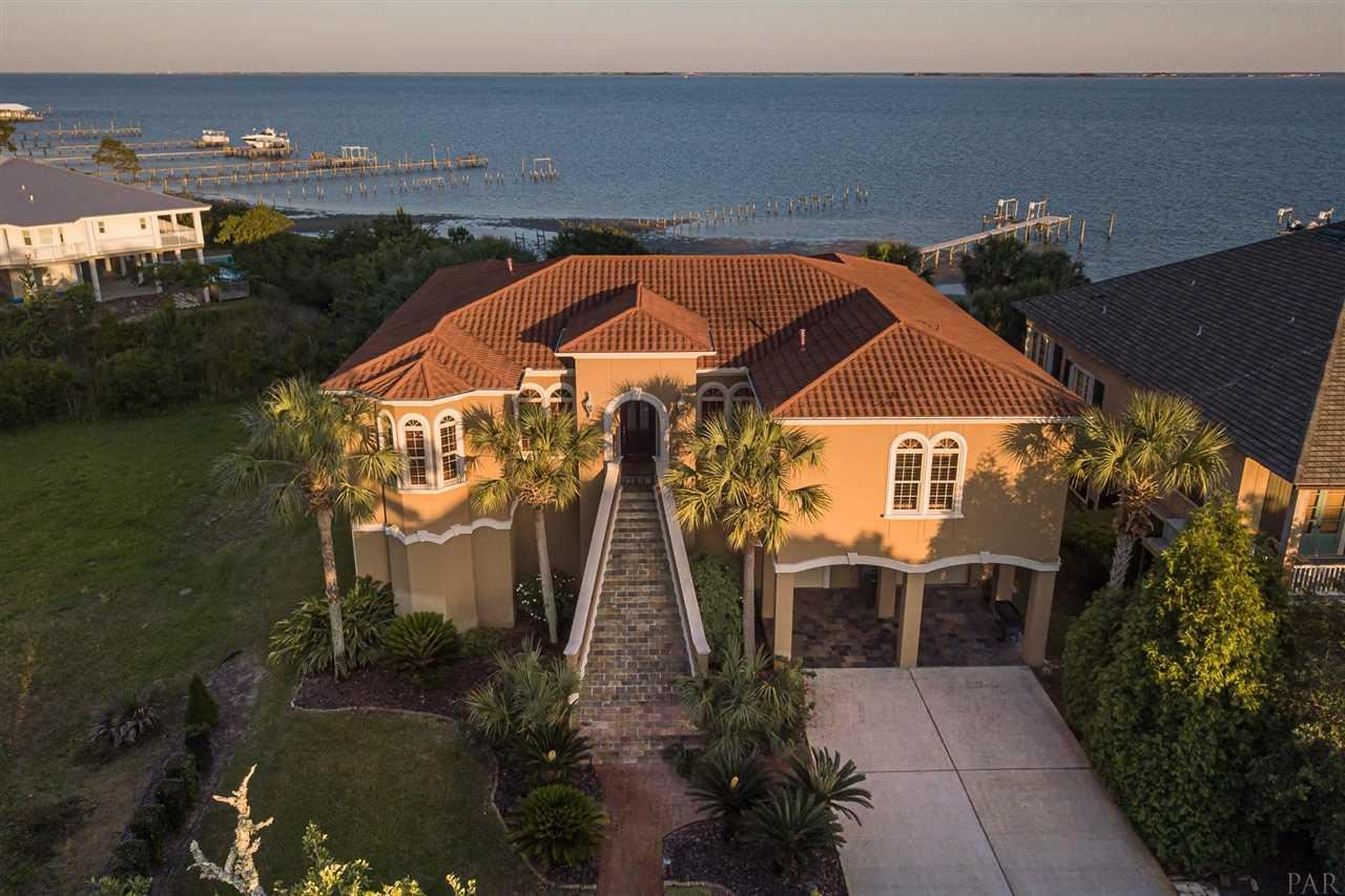 Gulf Breeze                                                                      , FL - $1,250,000