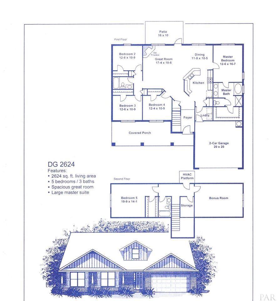 Property Image Of 5911 Makenna Dr In Pensacola, Fl