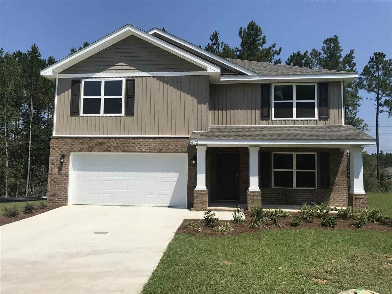 Property Image Of 5595 Guinevere Ln In Milton, Fl