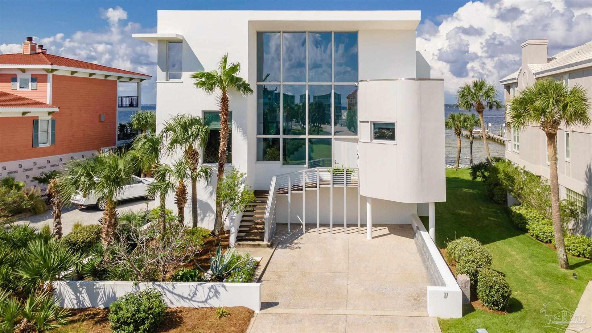 27 E Galvez Ct                                                                               Pensacola Beach                                                                      , FL - $4,000,000
