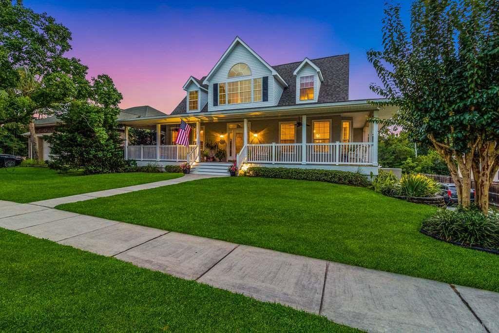 Property Image Of 5935 Creek Side Cir In Pensacola, Fl