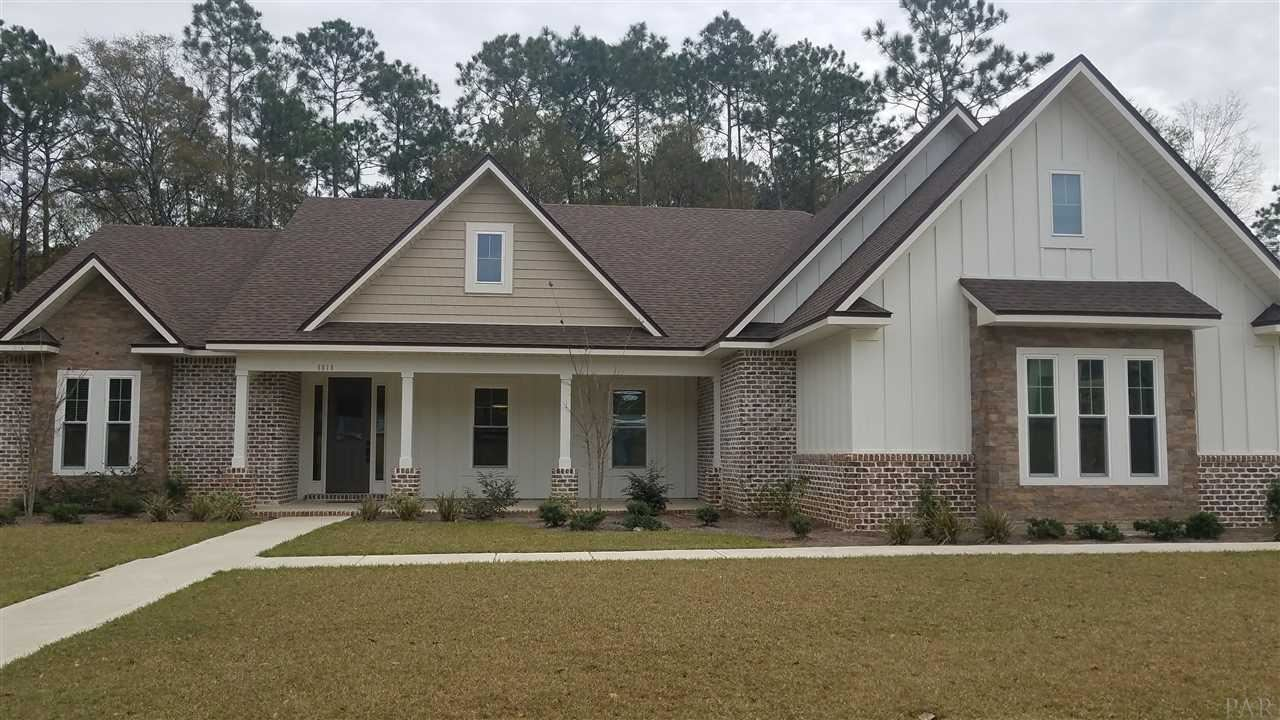 Property Image Of 5018 Red Oak Dr In Milton, Fl