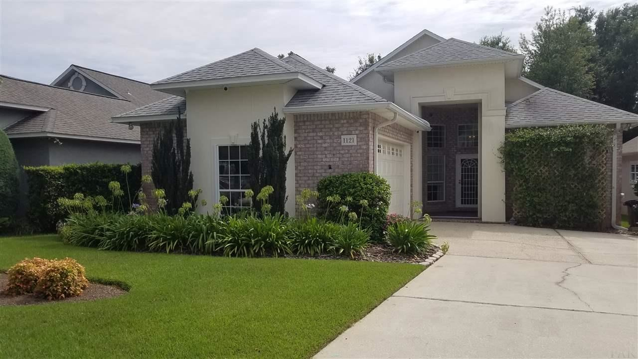 Property Image Of 1121 Windchime Way In Pensacola, Fl