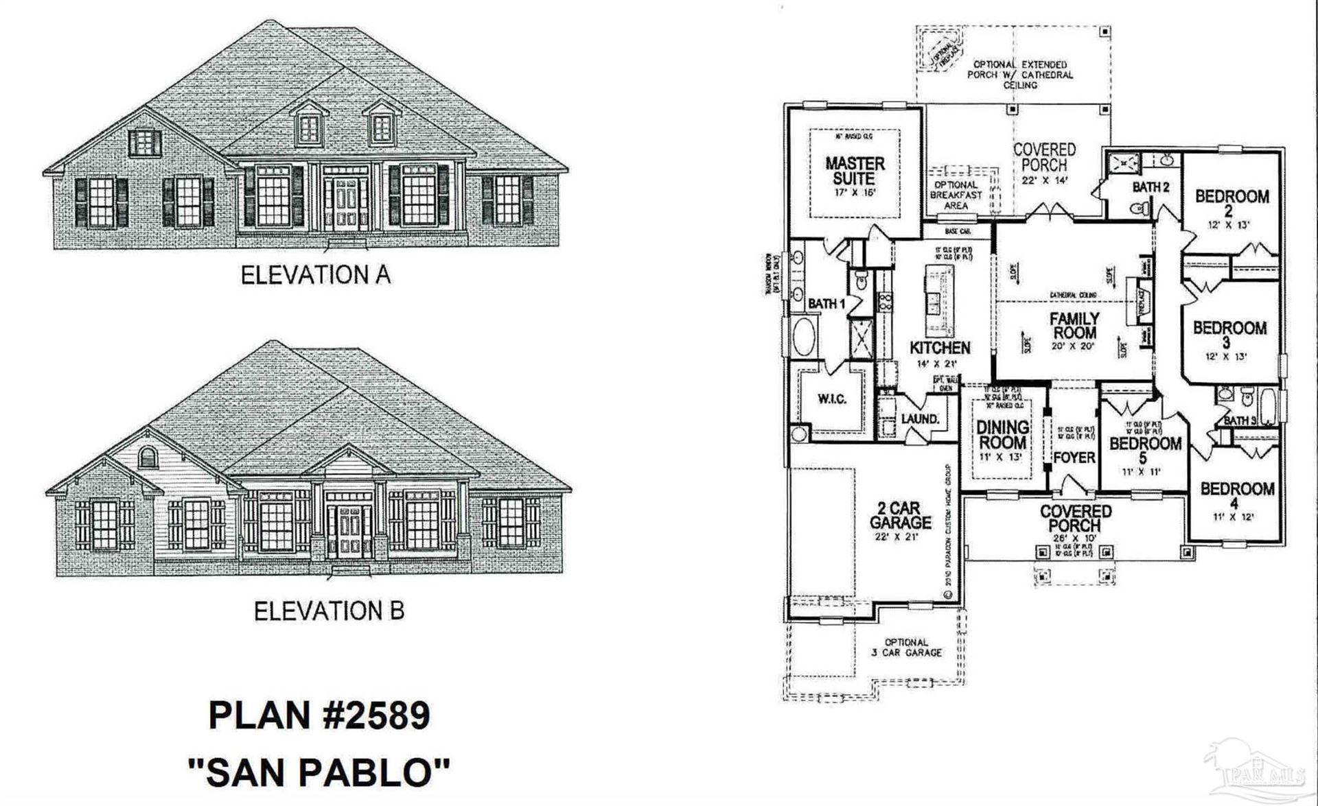 Pace                                                                      , FL - $575,000