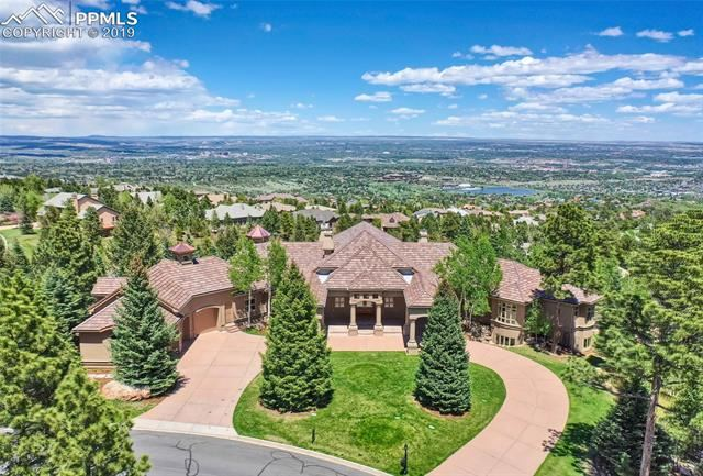 Colorado Springs                                                                      , CO - $2,950,000