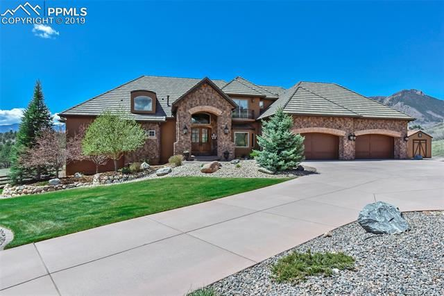Colorado Springs                                                                      , CO - $2,250,000