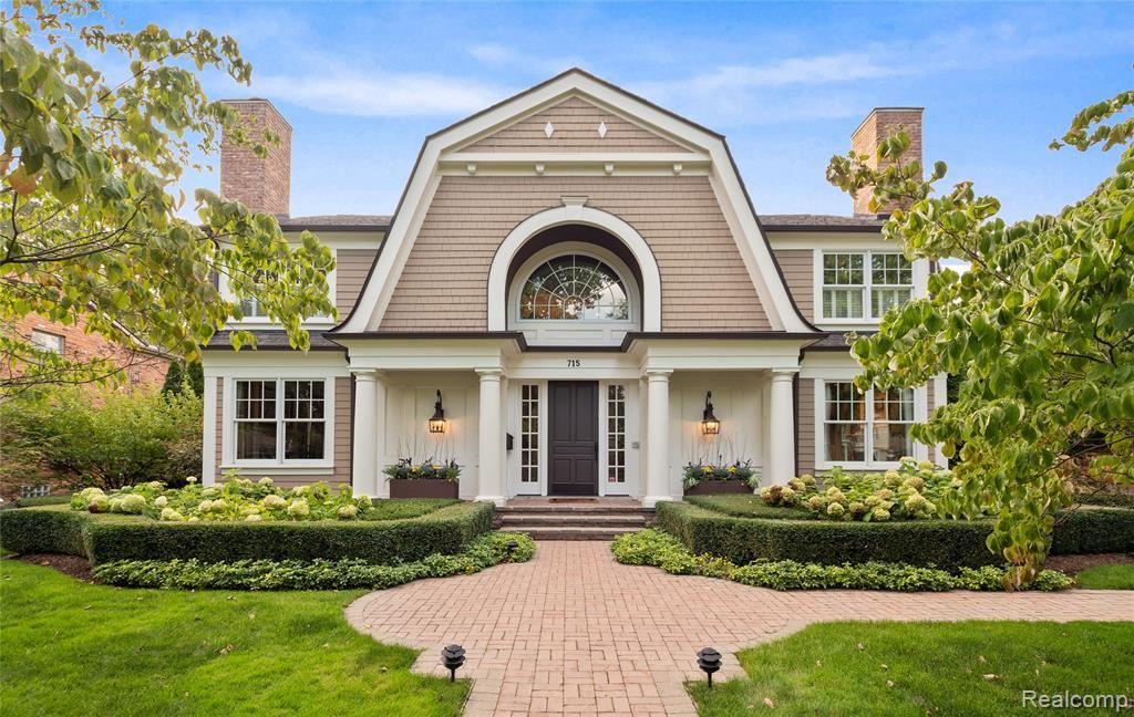 Birmingham                                                                      , MI - $2,300,000