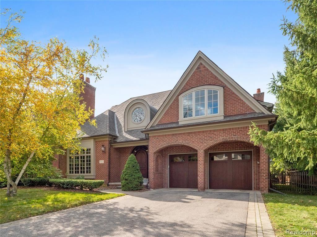 Birmingham,MI- $1,995,000