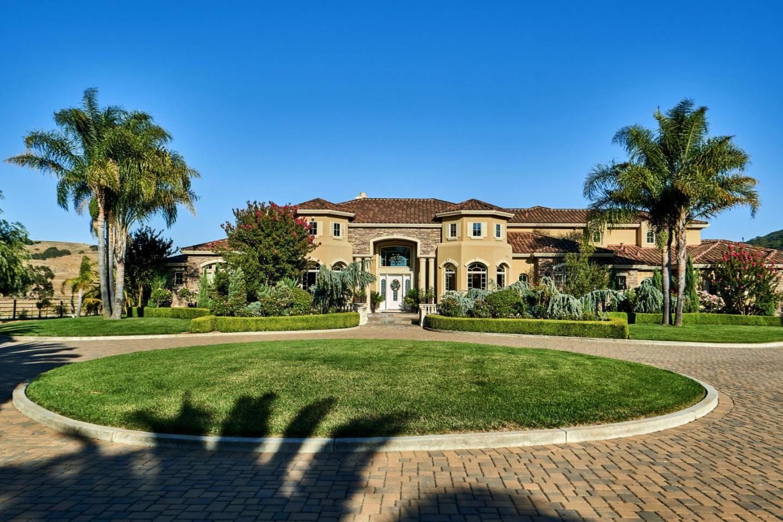 Morgan Hill                                                                      , CA - $3,500,000
