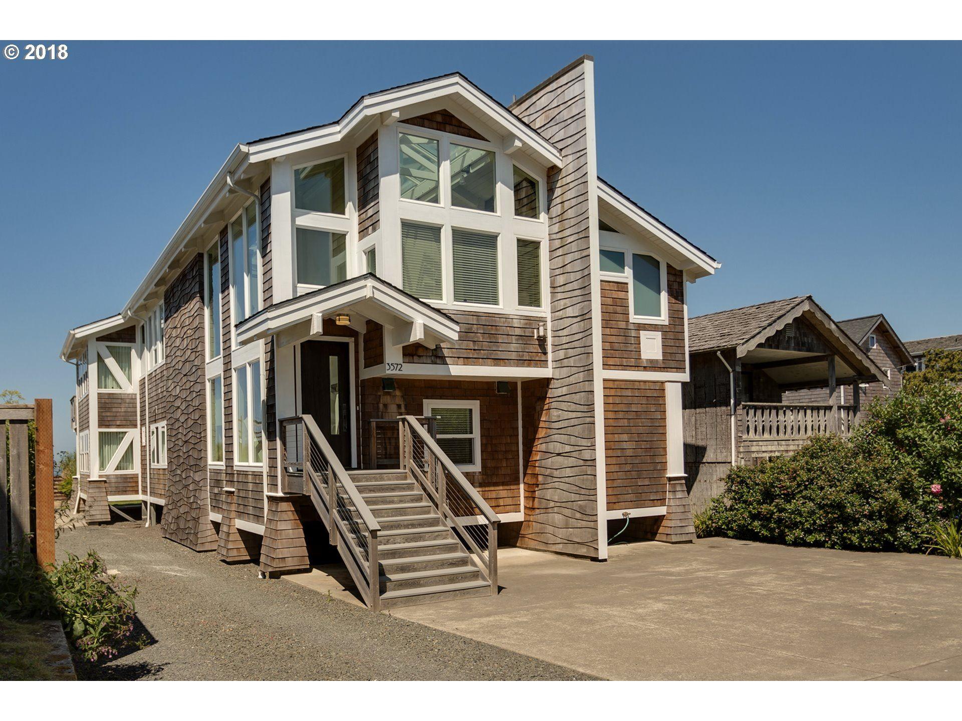 Cannon Beach                                                                      , OR - $2,490,000