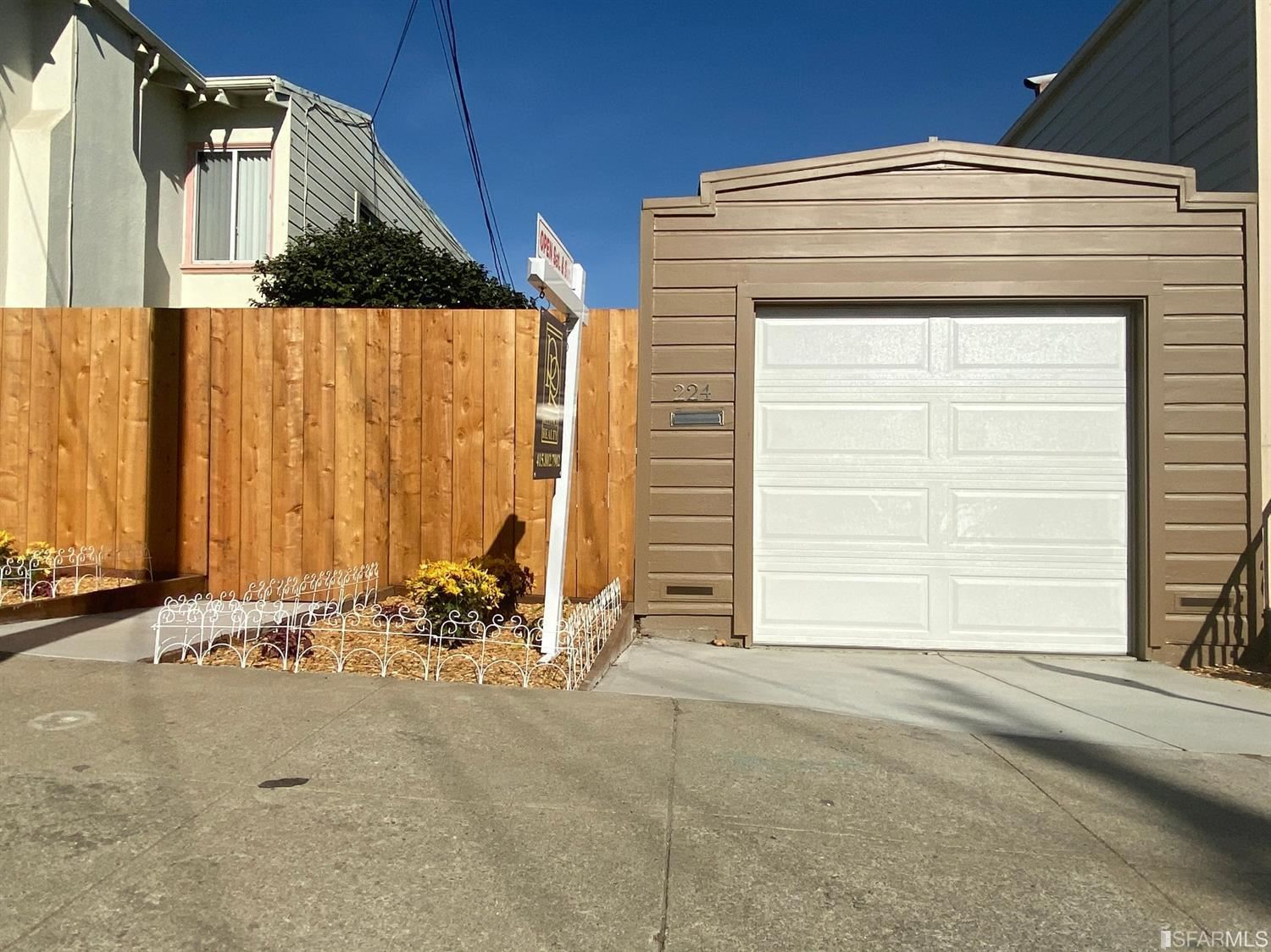 Property Image Of 224 Woolsey Street In San Francisco, Ca