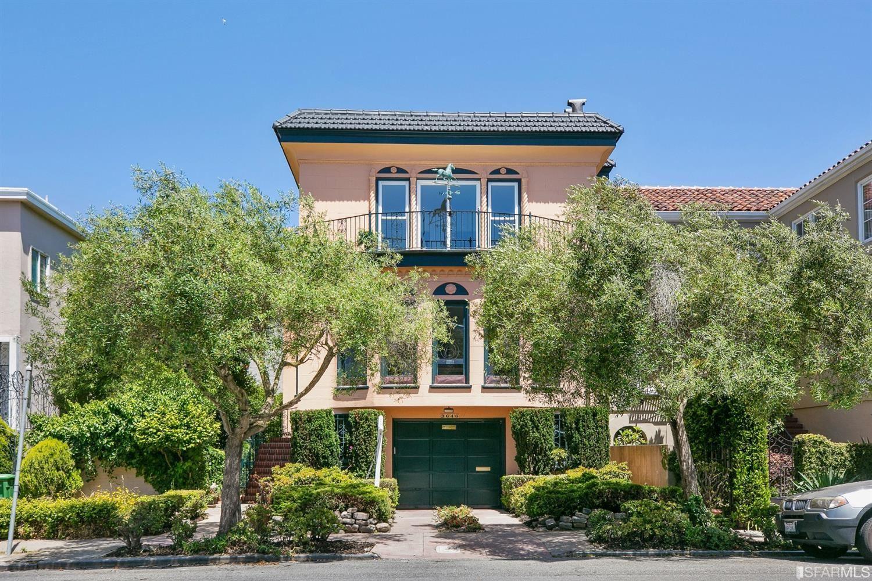 Property Image Of 3646 Baker Street In San Francisco, Ca