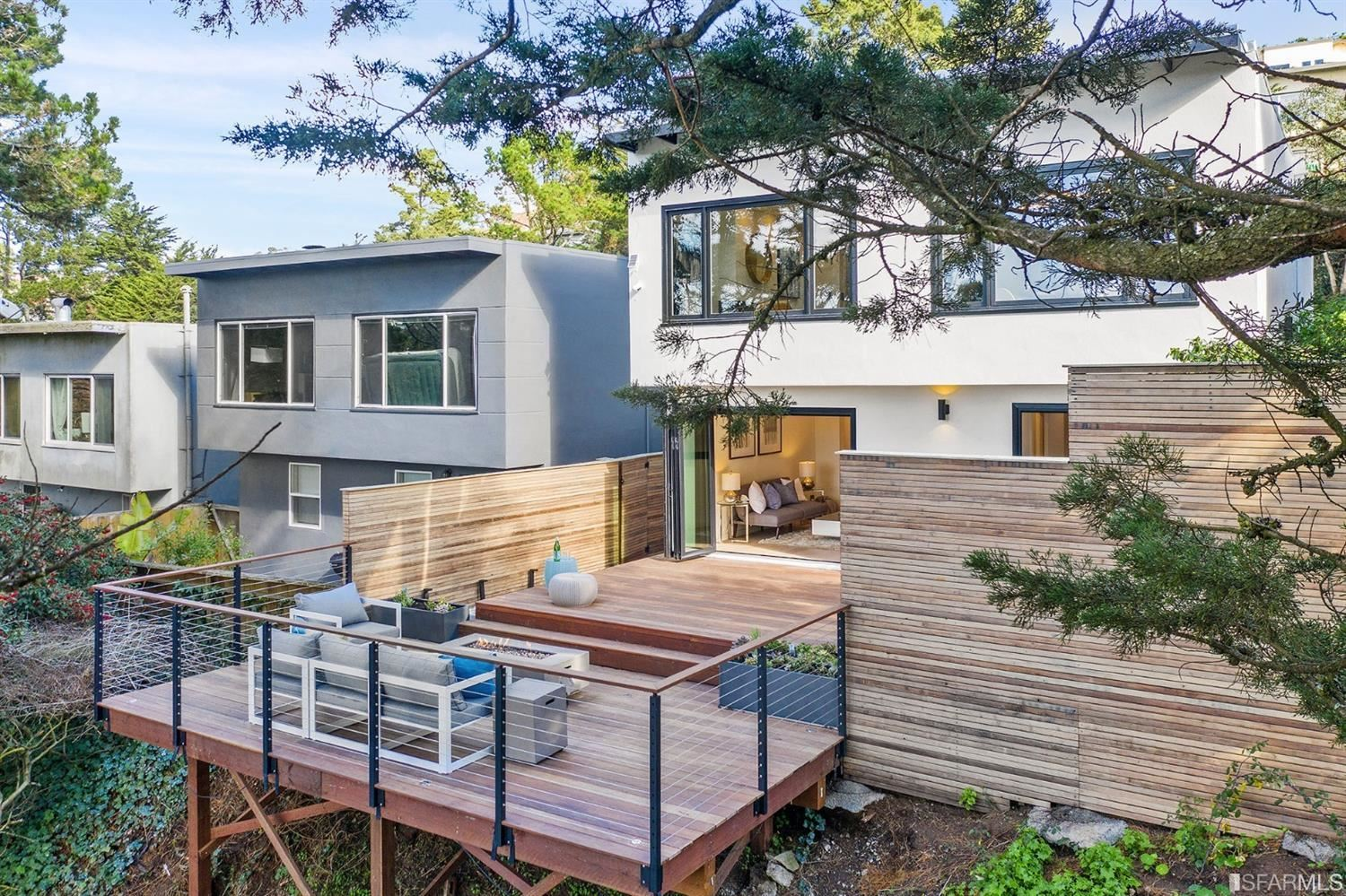 Property Image Of 347 Panorama Drive In San Francisco, Ca