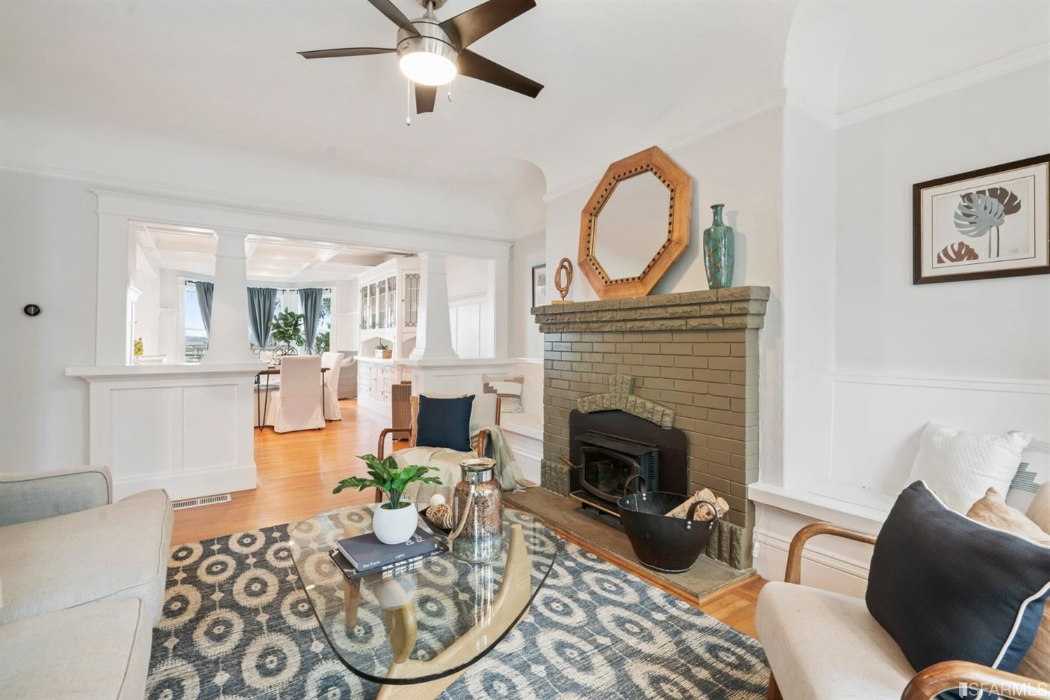 Property Image Of 135 Holladay Avenue In San Francisco, Ca