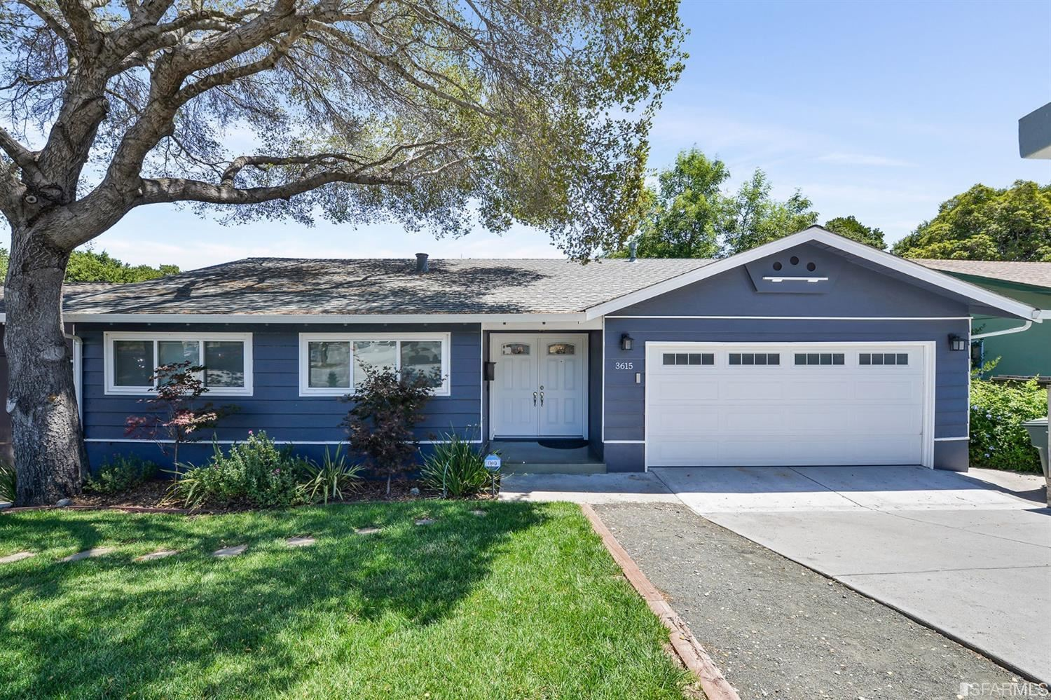 Property Image Of 3615 Farm Hill Boulevard In Redwood City, Ca