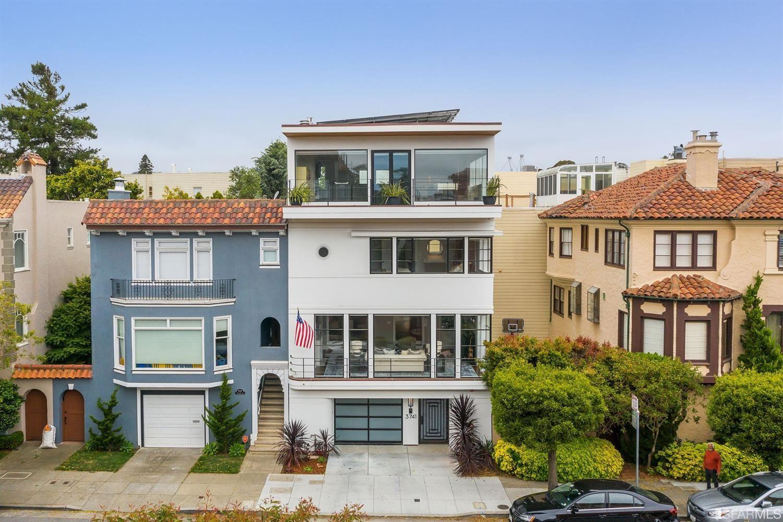 San Francisco                                                                      , CA - $9,300,000