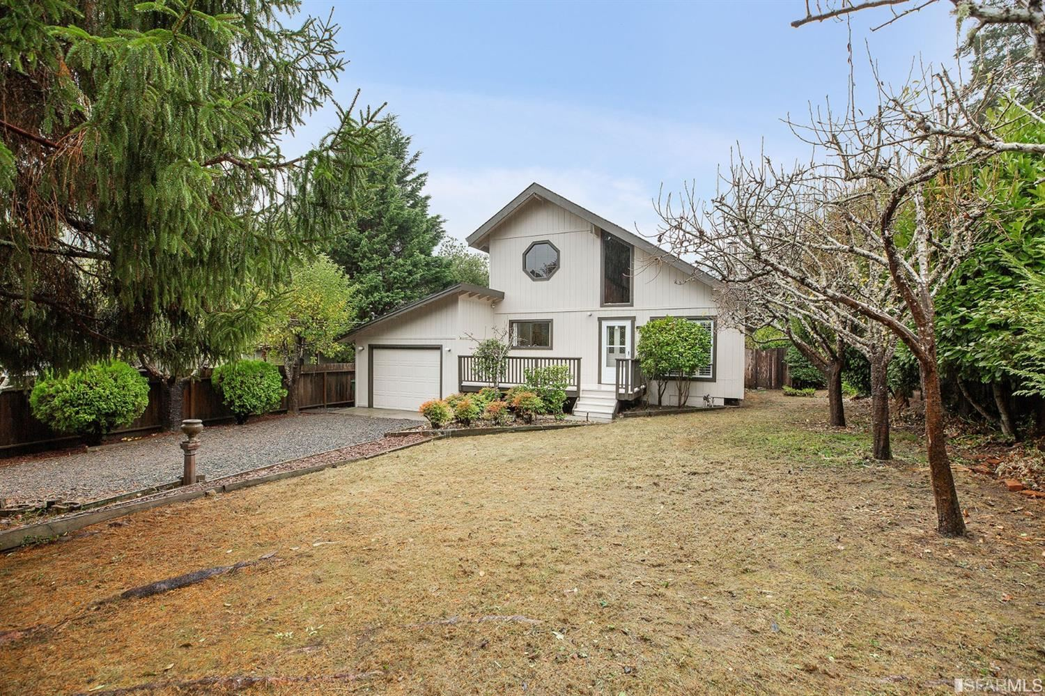 Property Image Of 18012 Benson Road In Guerneville, Ca