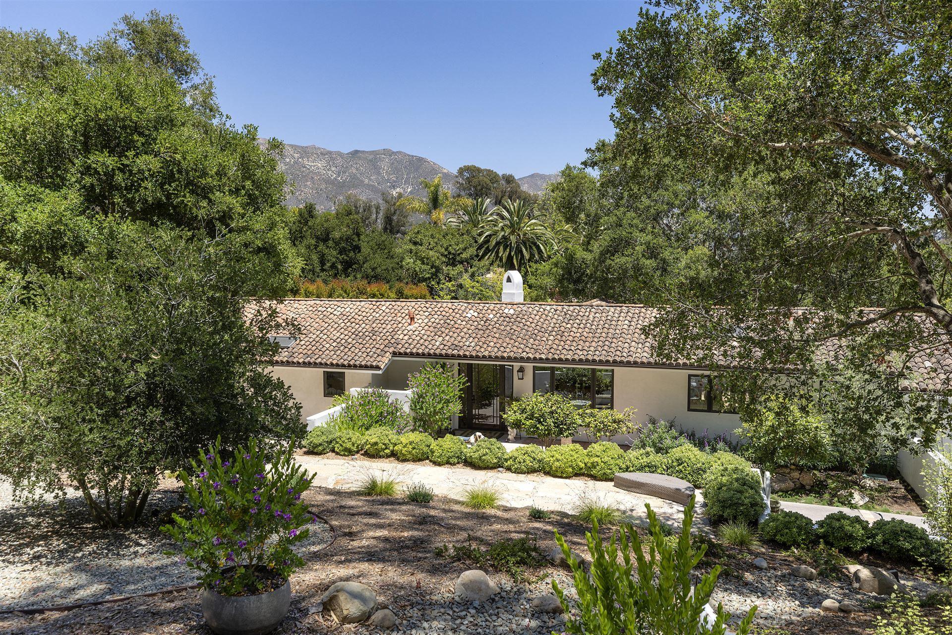 440 Woodley Rd                                                                               Santa Barbara                                                                      , CA - $5,900,000