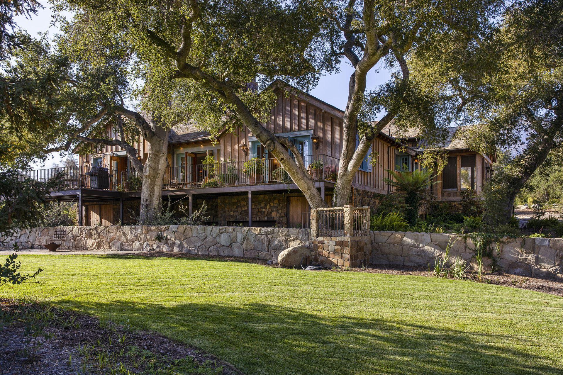 1780 Glen Oaks Dr                                                                               Montecito                                                                      , CA - $6,295,000