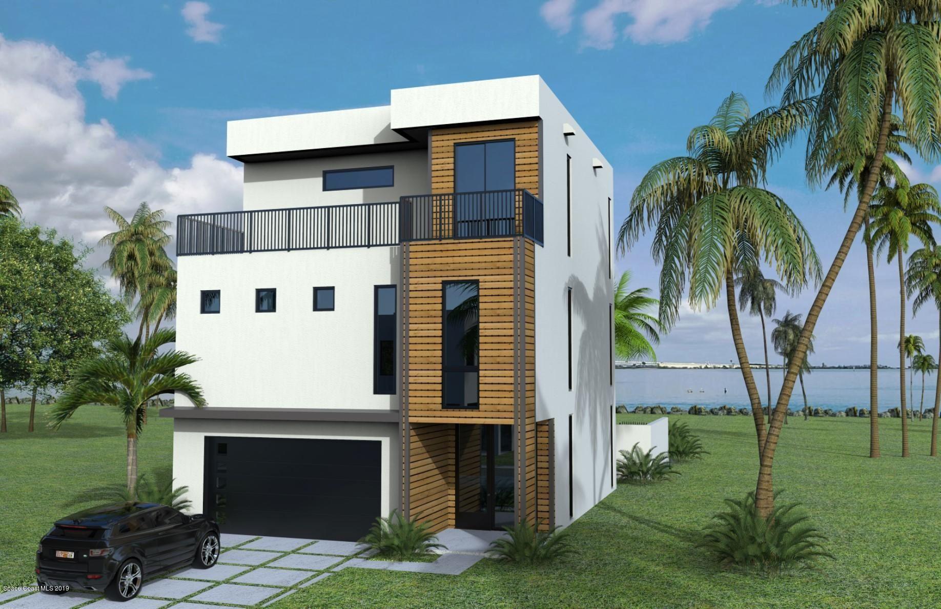 1356 S Banana River Drive                                                                               Merritt Island                                                                      , FL - $1,695,000