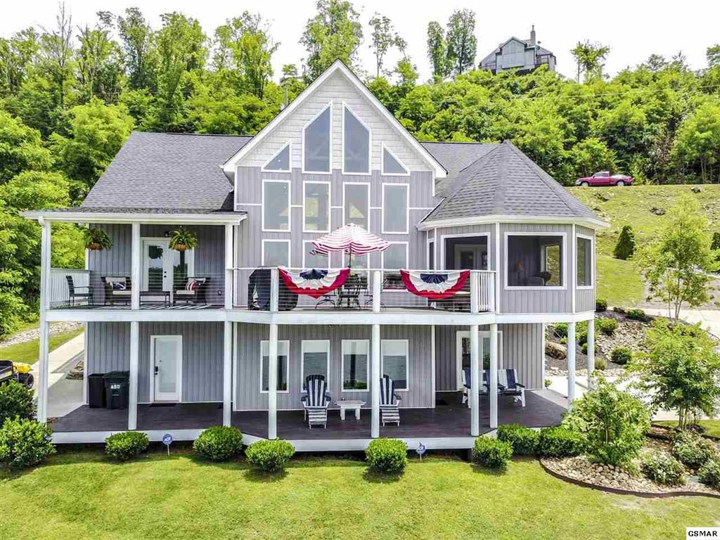 Property Image Of 2430 Waterfront Way In Sevierville, Tn