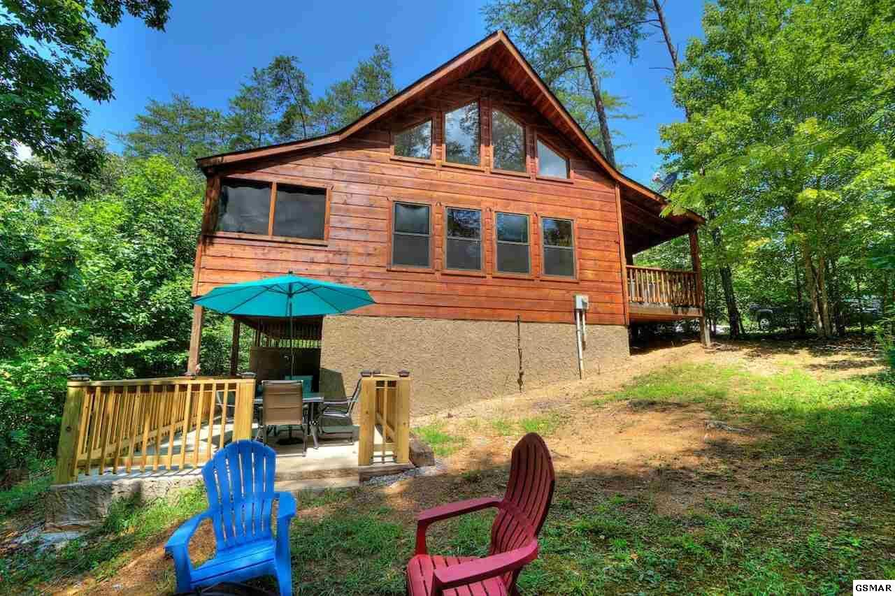 Property Image Of 1719 Scenic Woods Way In Sevierville, Tn