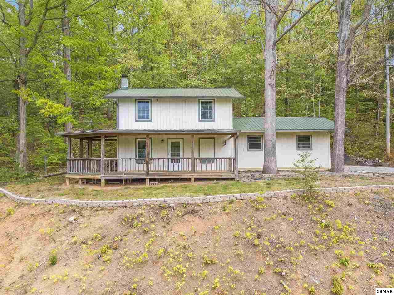 Property Image Of 867 Haney Rd In Sevierville, Tn